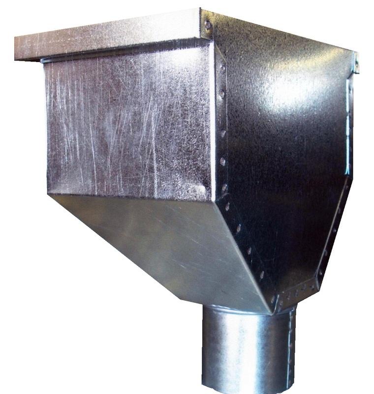 Flashings Amp Chimney Caps Vinje S Sheet Metal Amp Diy Heating